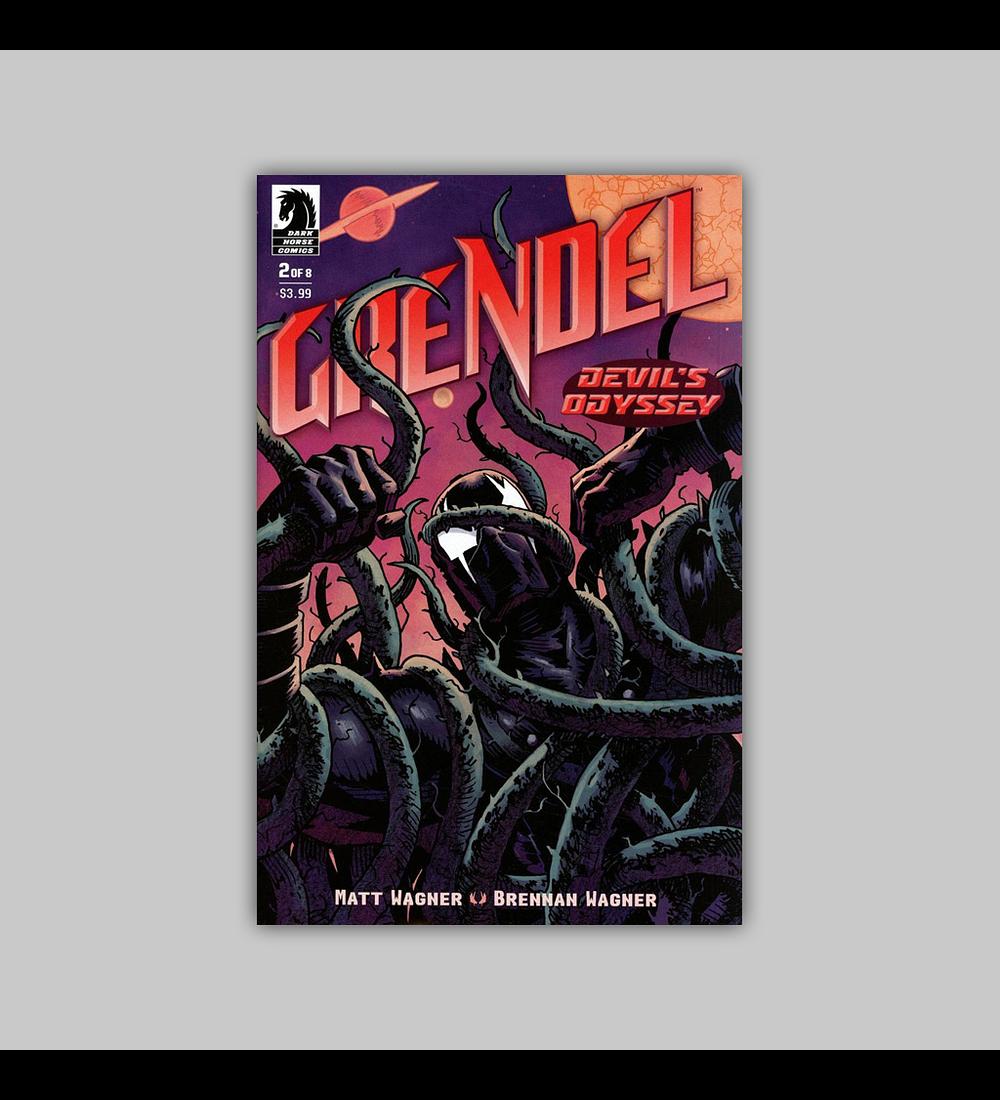 Grendel: Devils Odyssey 2 2019