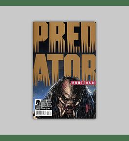 Predator: Hunters II 3 2018