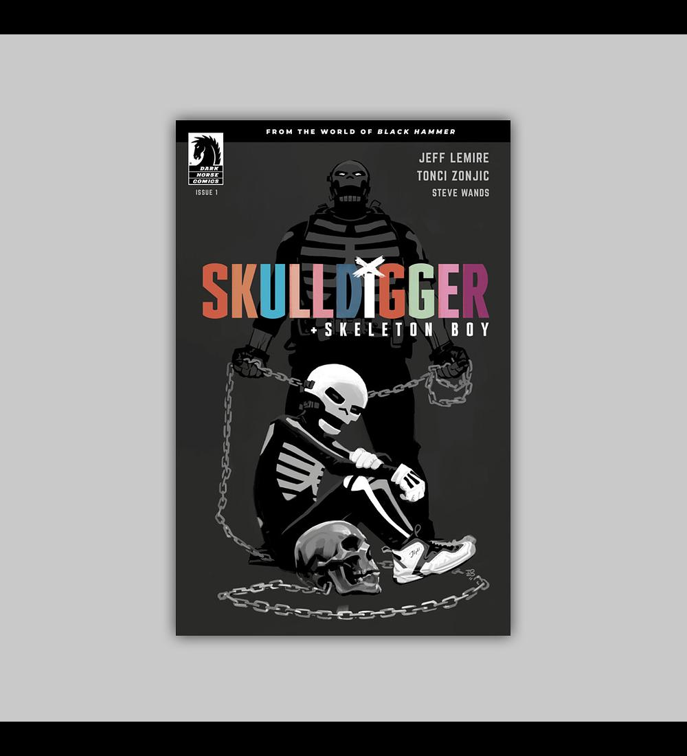 Skulldigger and Skeleton Boy 1 2019