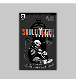 Skulldigger and Skeleton Boy 1 2019