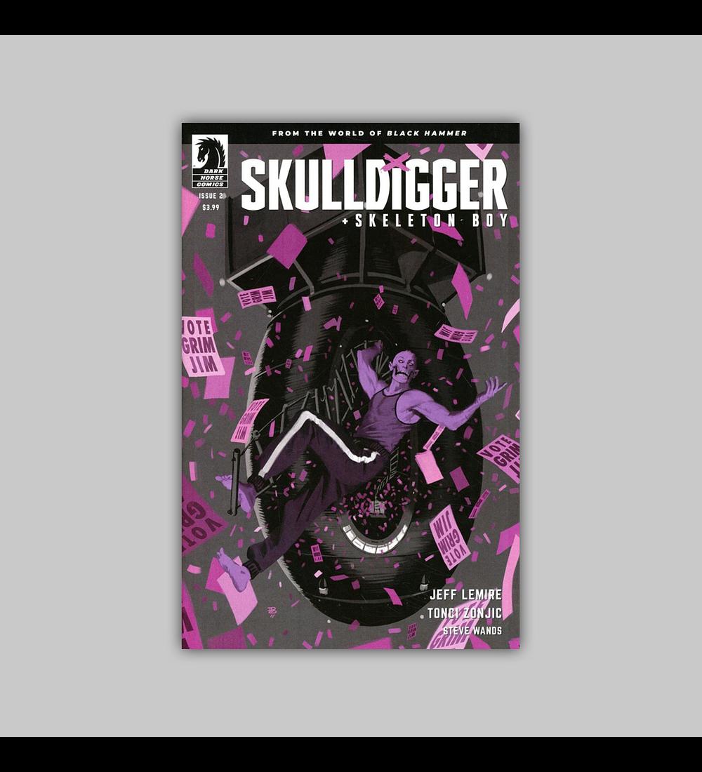 Skulldigger and Skeleton Boy 2 2020