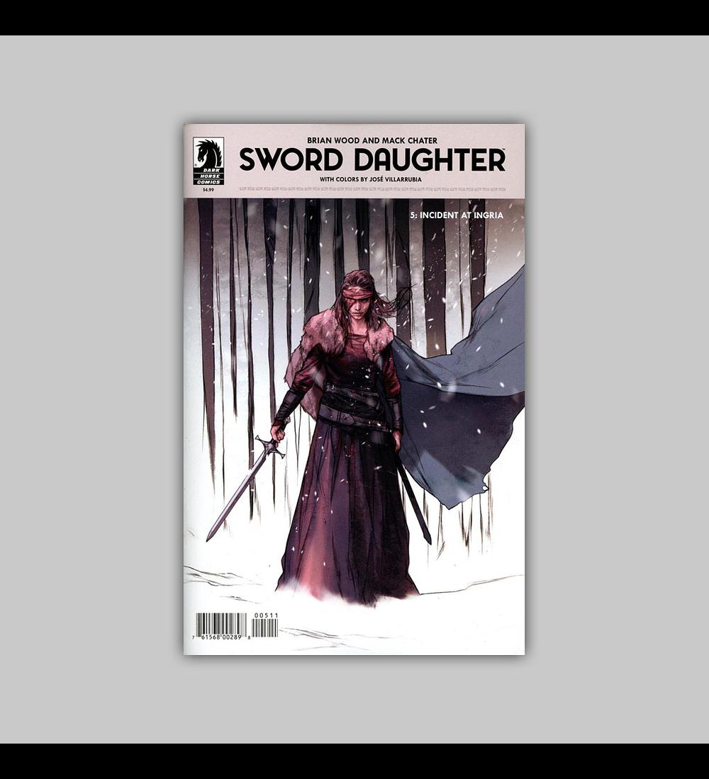 Sword Daughter 5 2019