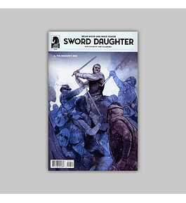 Sword Daughter 6 2019