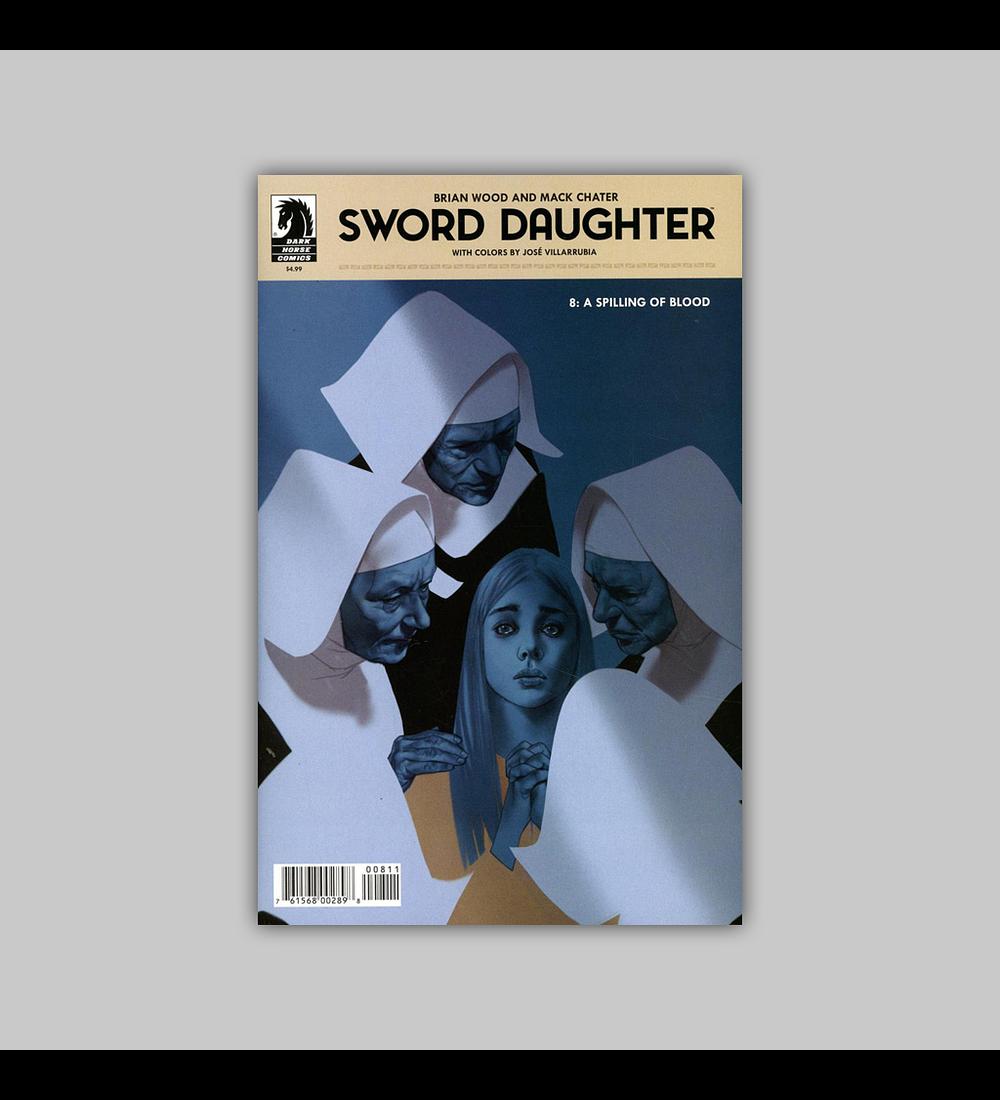 Sword Daughter 8 2019