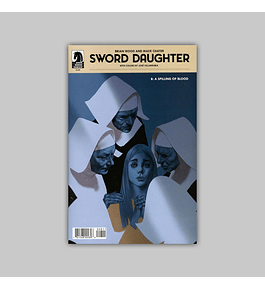 Sword Daughter 8 2019