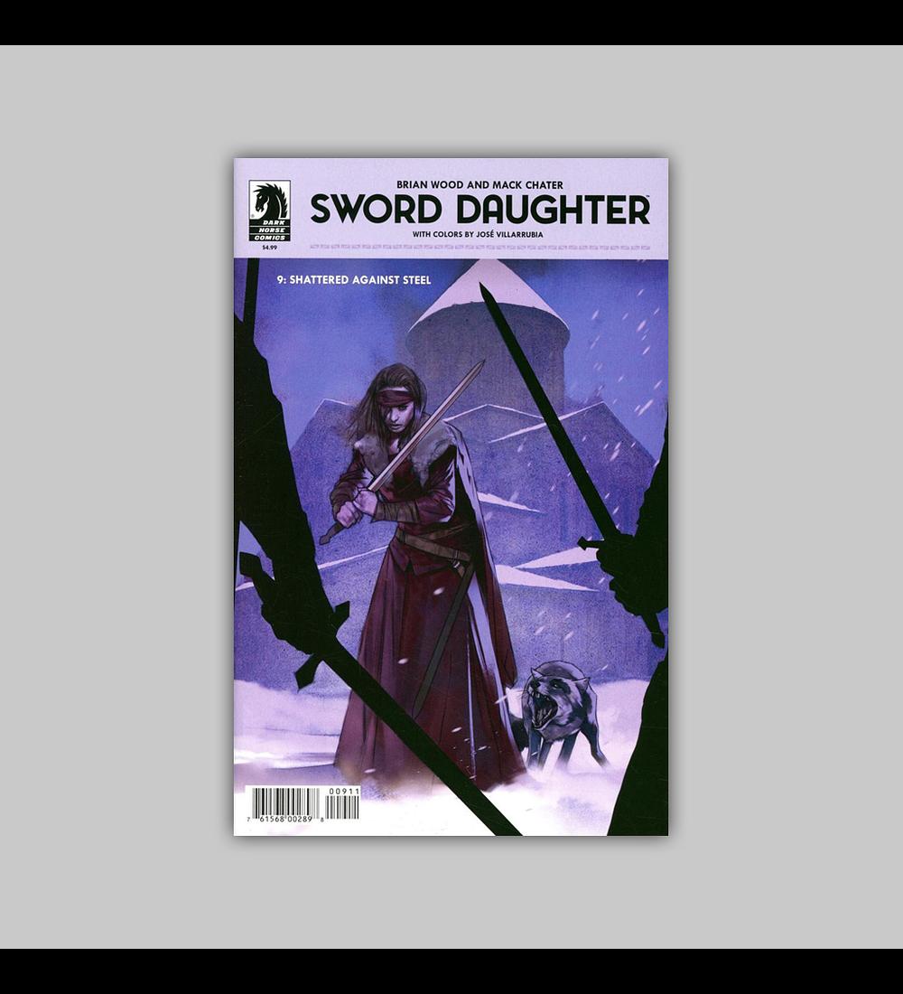 Sword Daughter 9 2020