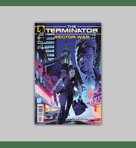 Terminator: Sector War 1 2018