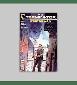 Terminator: Sector War 2 2018