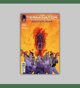 Terminator: Sector War 3 2018