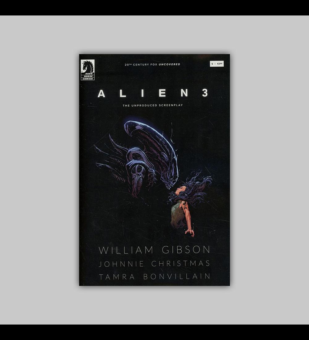 William Gibson's Alien 3 5 2019
