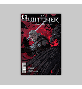 Witcher: Of Flesh and Flame 4 2019