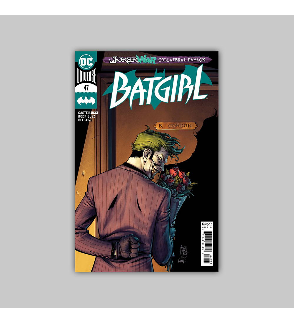 Batgirl (Vol. 2) 47 2016