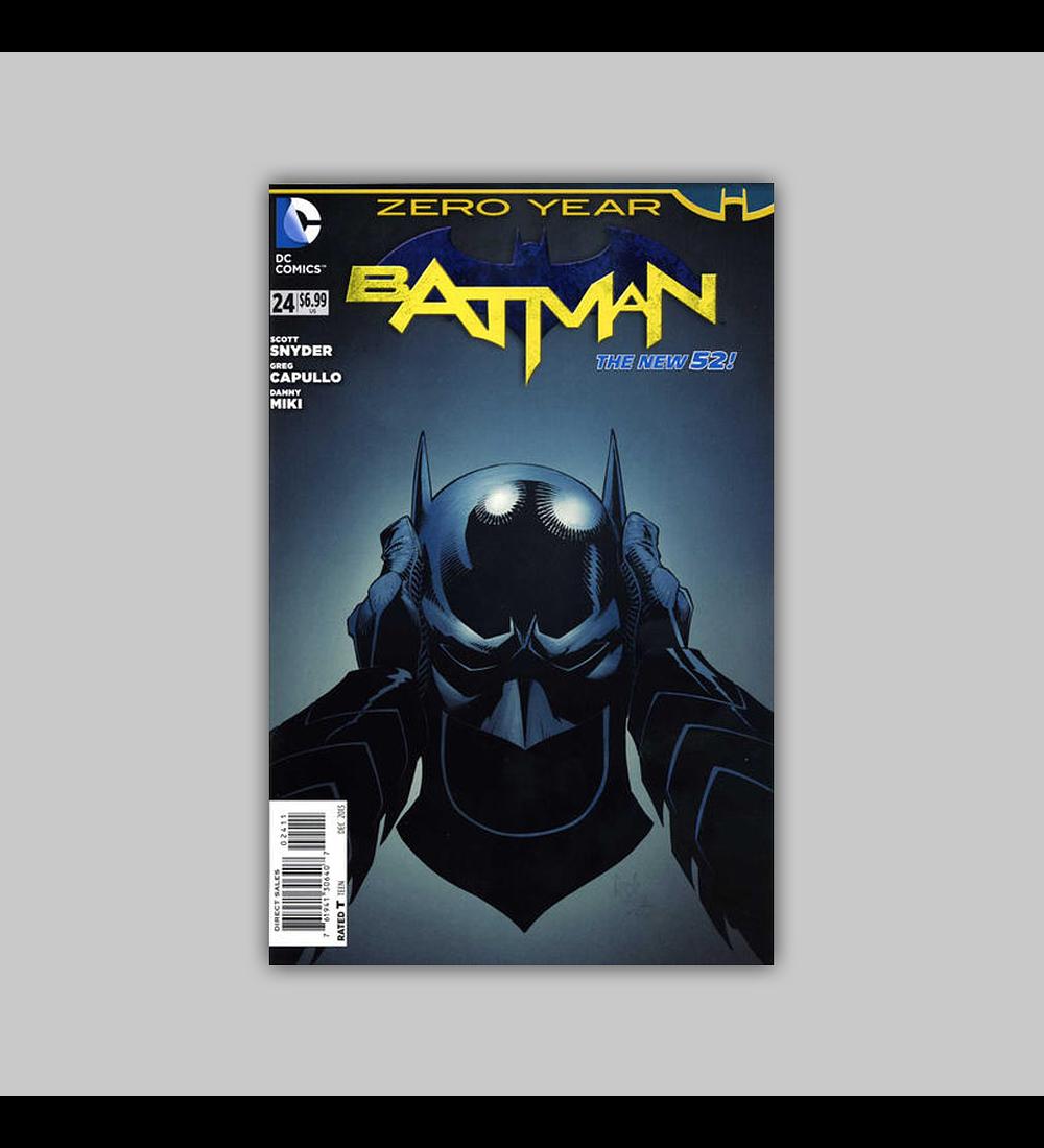 Batman (Vol. 2) 24 2013