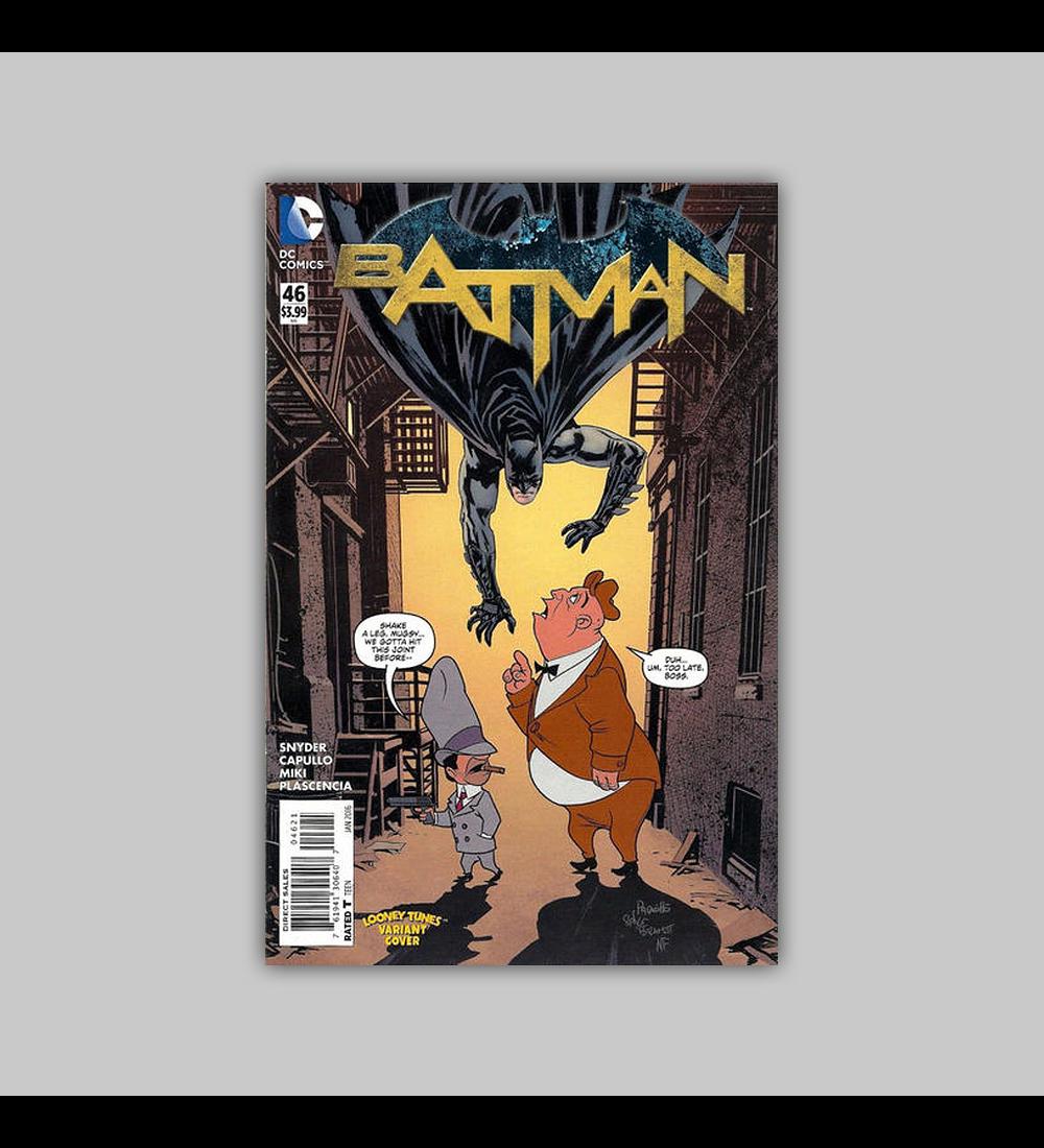 Batman (Vol. 2) 46 Looney Tunes 2015