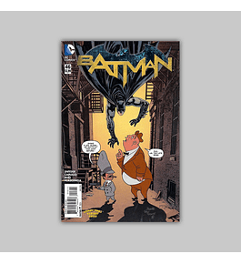 Batman (Vol. 2) 46 Looney Tunes 2015