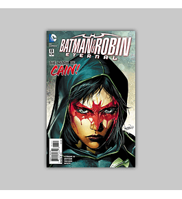 Batman and Robin: Eternal 13 2016