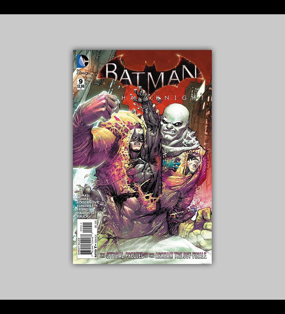 Batman: Arkham Knight 9 2015