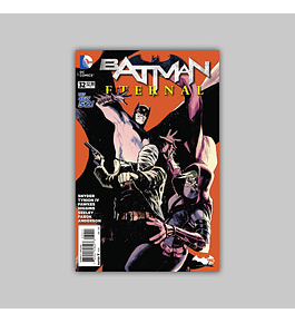 Batman: Eternal 32 2015