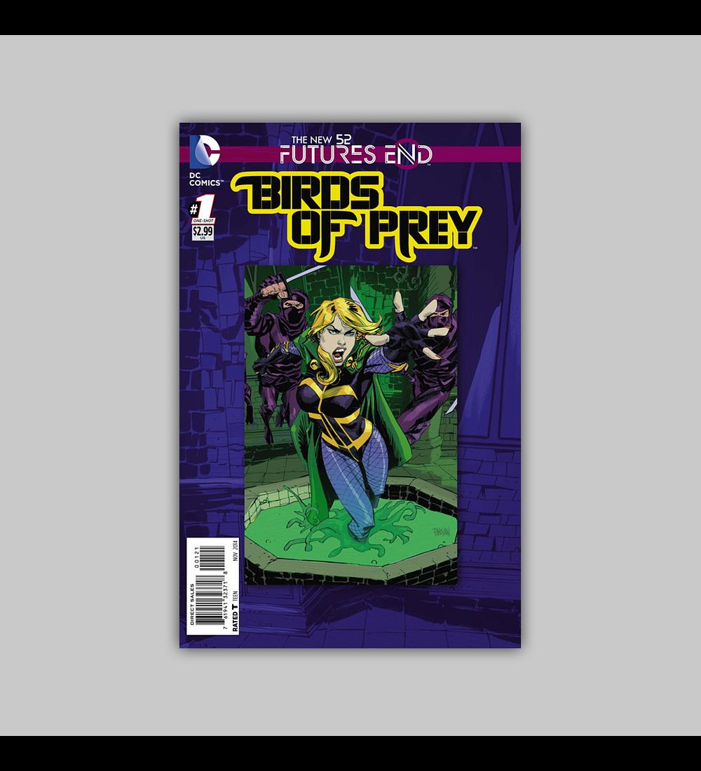 Birds of Prey: Future's End 1 2014