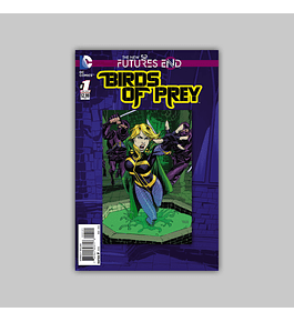 Birds of Prey: Future's End 1 2014