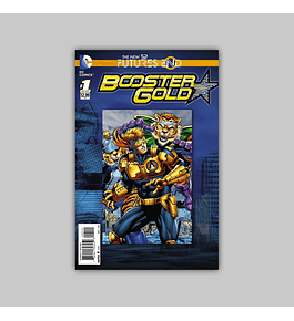 Booster Gold: Future's End 1 2014