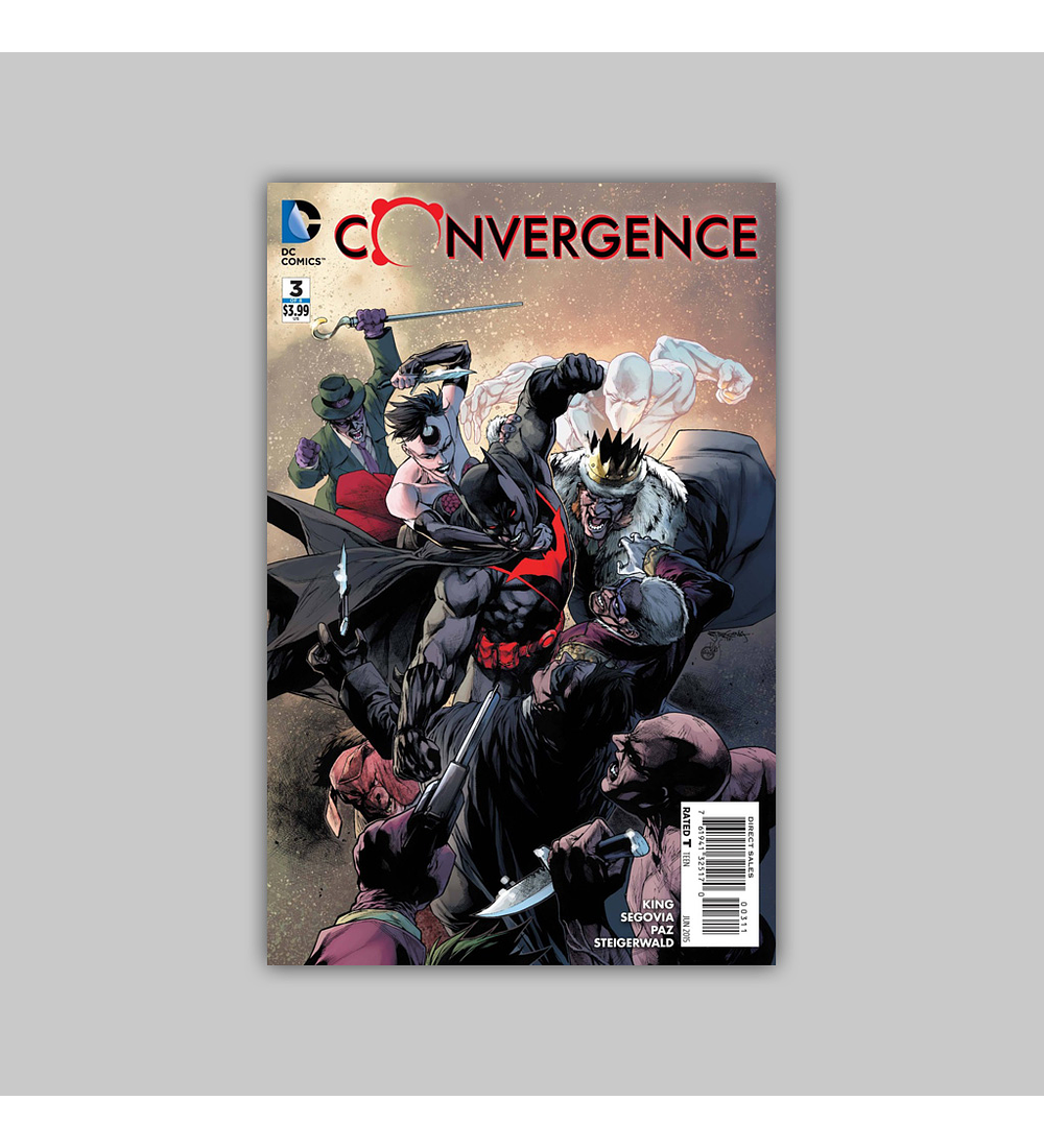 Convergence 3 2015