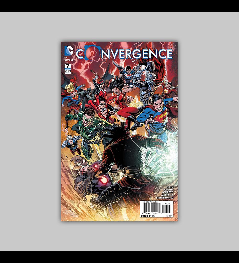 Convergence 7 2015