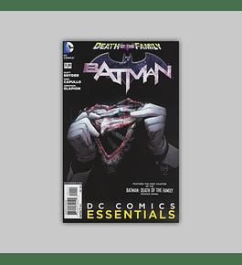 DC Comics Essentials: Batman - Death of the Family 1 2016