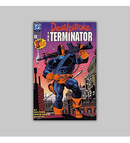 Deathstroke the Terminator 1 1991