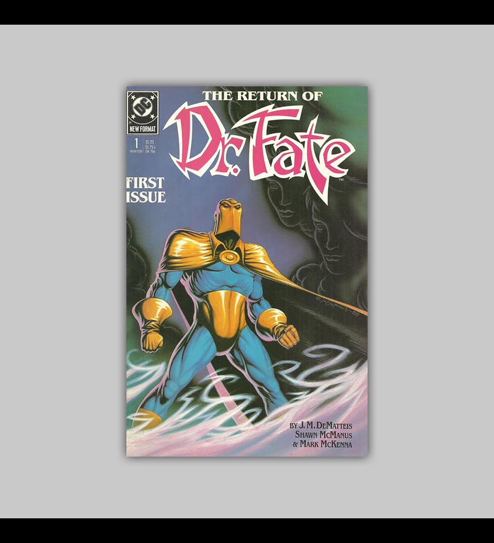 Dr. Fate 1 1988