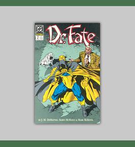 Dr. Fate 2 1989