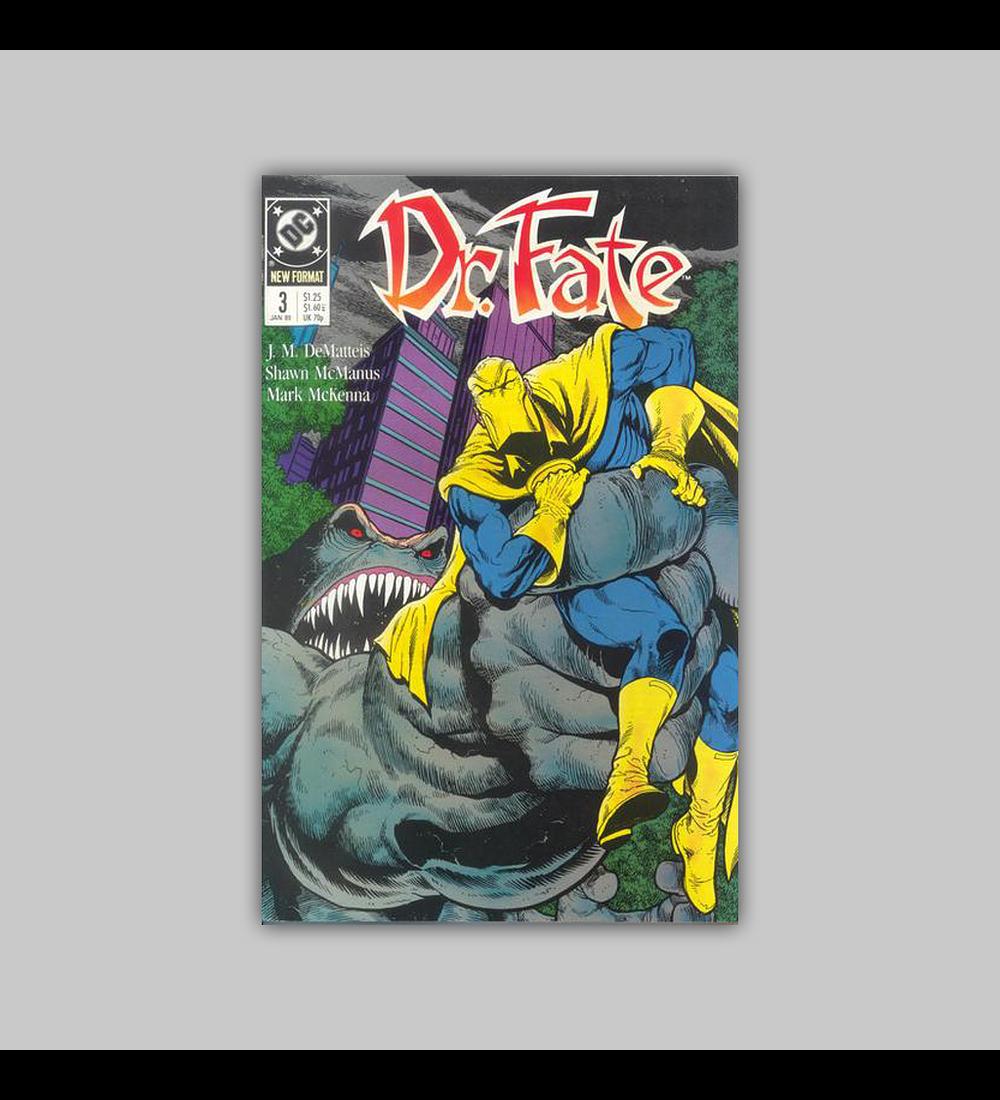 Dr. Fate 3 1989