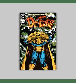 Dr. Fate 4 1989