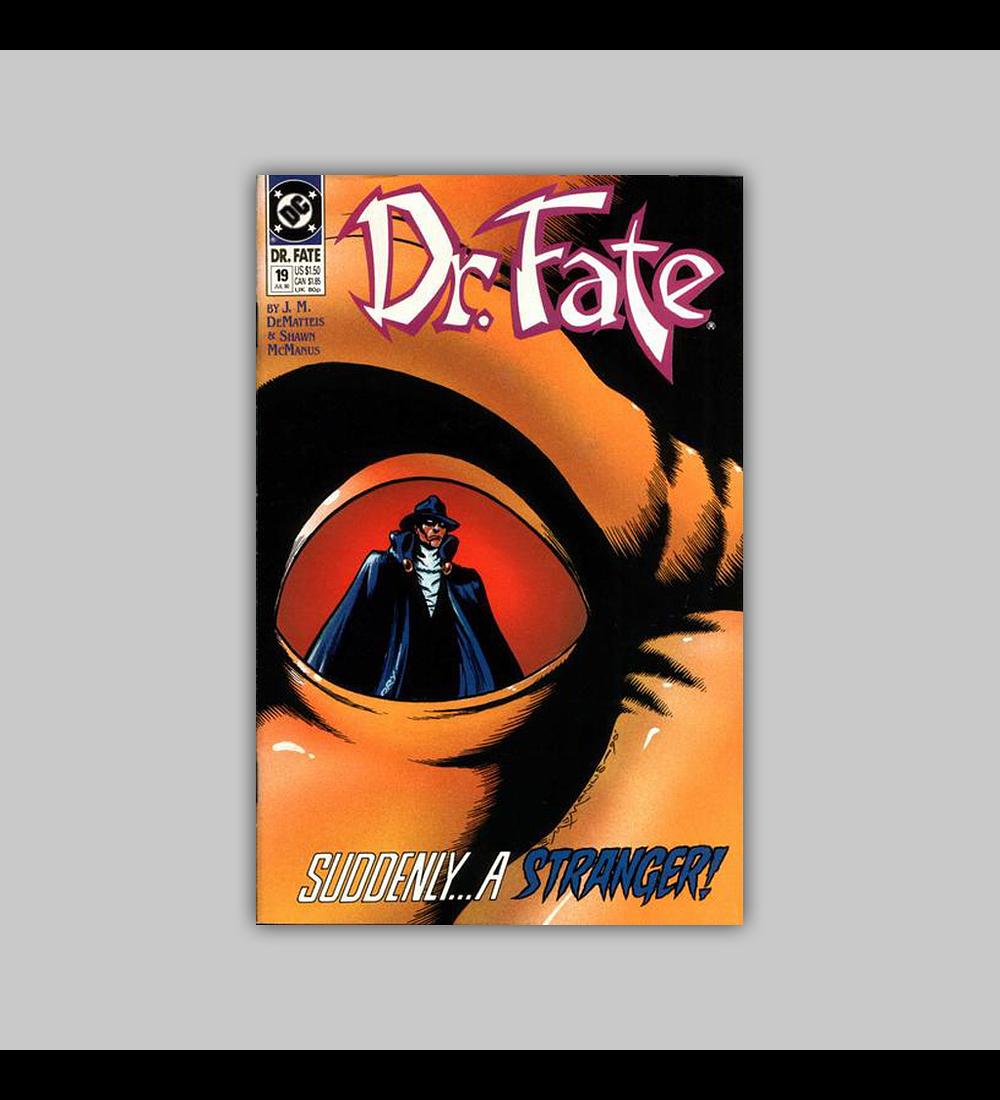Dr. Fate 19 1990