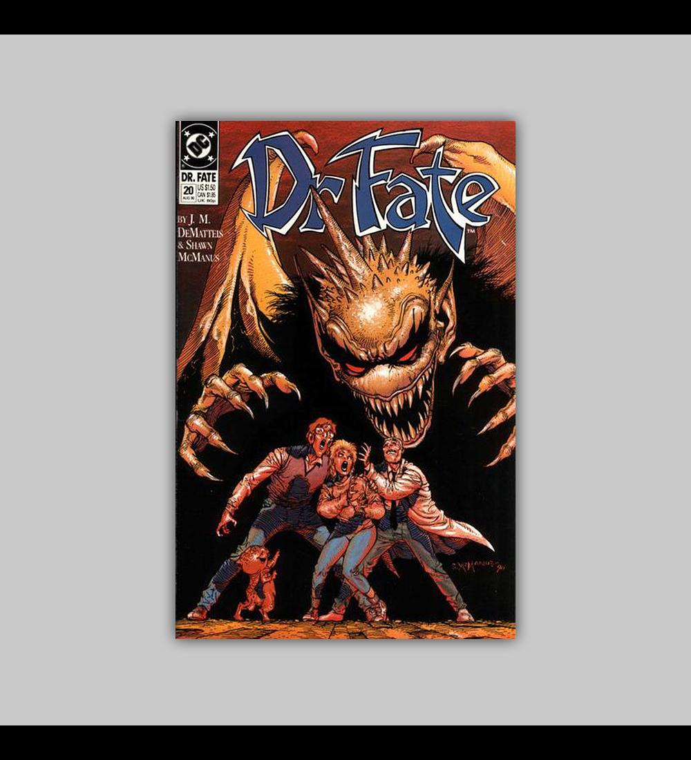 Dr. Fate 20 1990
