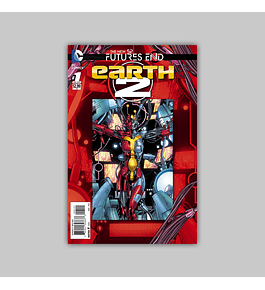 Earth Two: Future's End 1 2014