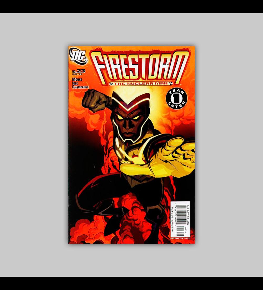 Firestorm 23 2006