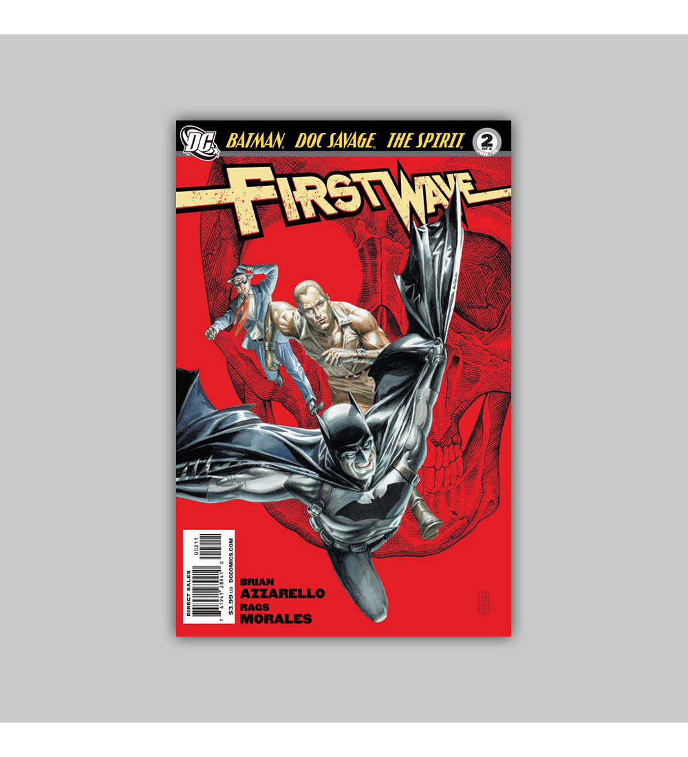 First Wave 2 2010