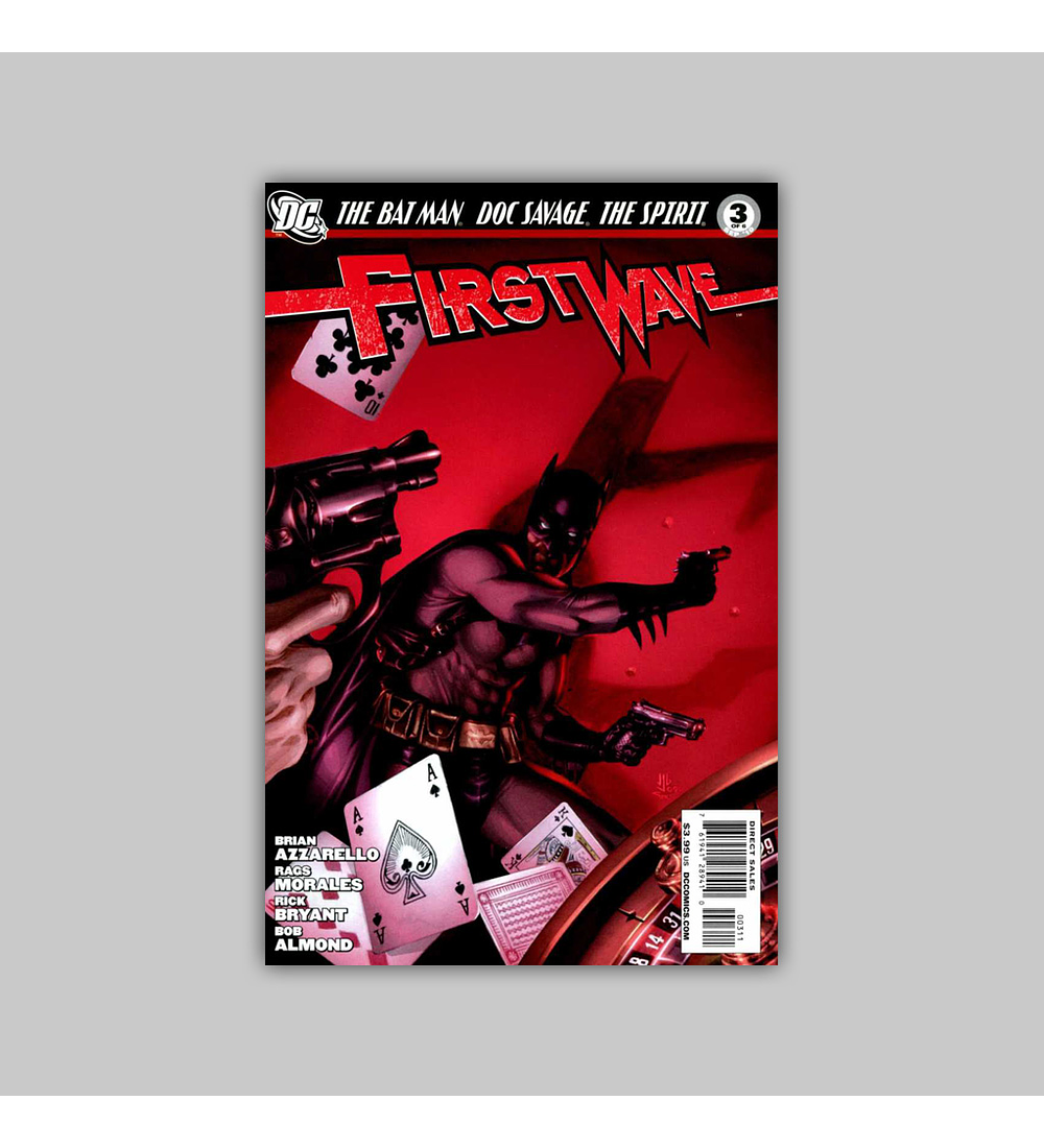 First Wave 3 2010