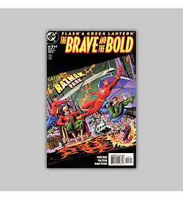 Flash & Green Lantern: The Brave & the Bold 3 1999