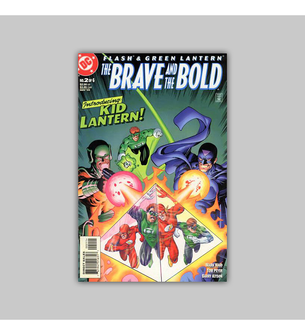 Flash & Green Lantern: The Brave & the Bold 2 1999