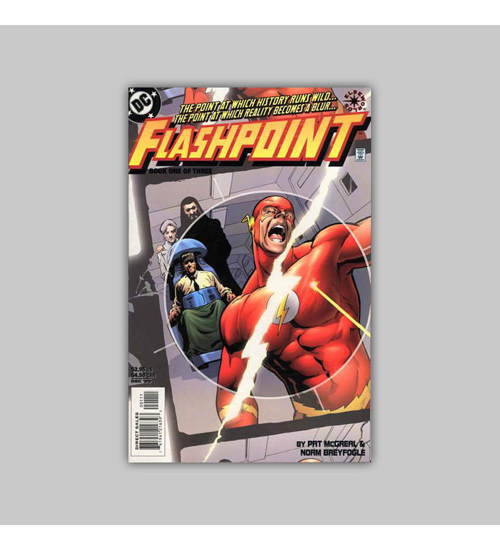 Flashpoint (complete limited series) 1999