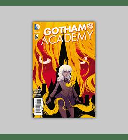 Gotham Academy 12 2015