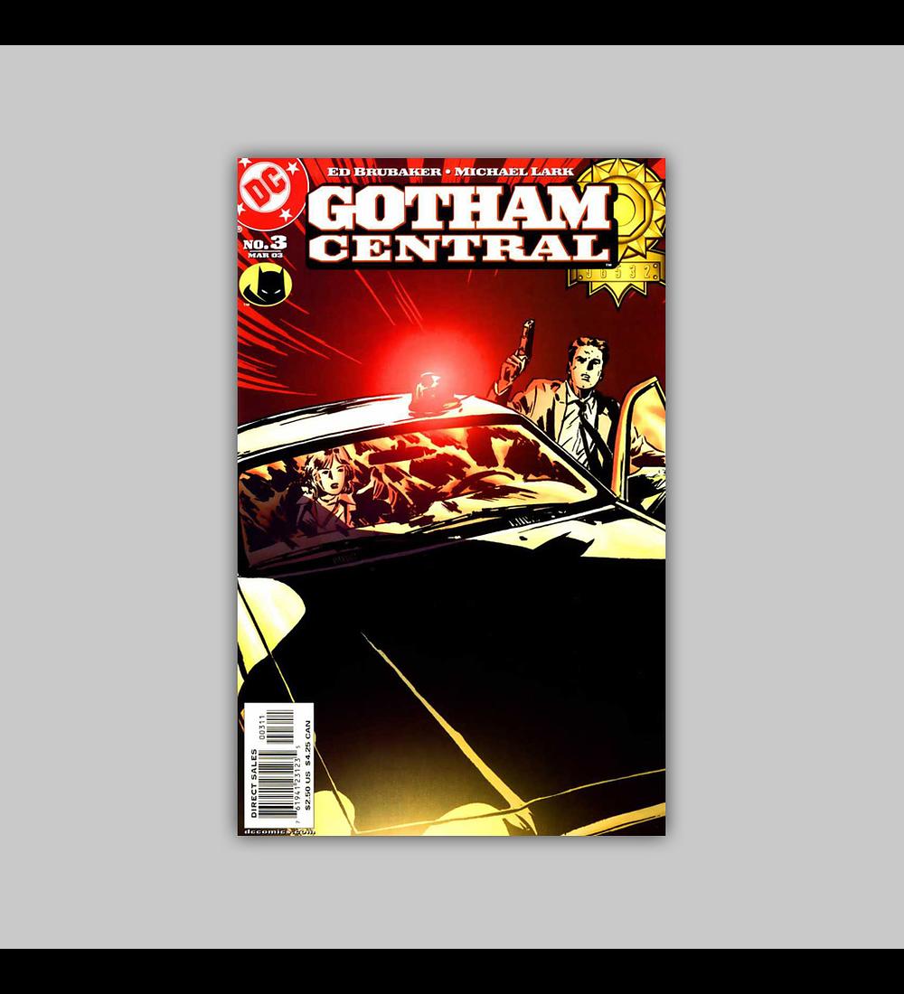 Gotham Central 3 2003