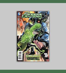 Green Lantern (Vol. 5) 48 2016