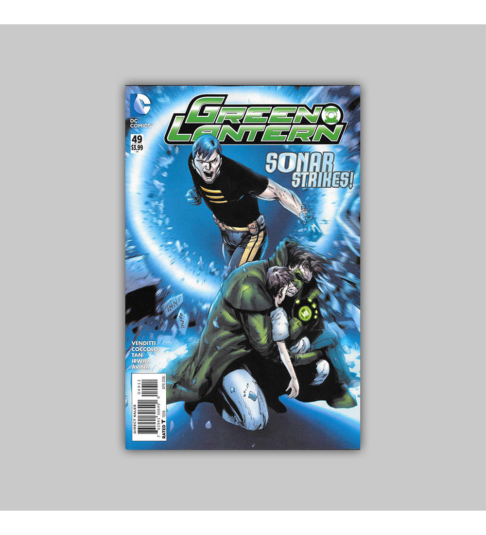 Green Lantern (Vol. 5) 49 2016