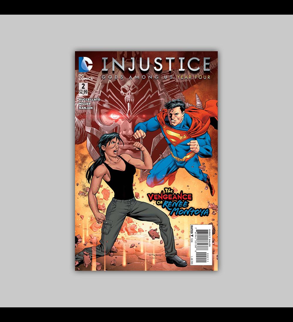 Injustice: Gods Among Us Year Four 2 2015