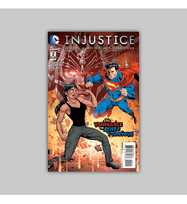 Injustice: Gods Among Us Year Four 2 2015