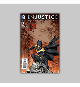 Injustice: Gods Among Us Year Four 3 2015