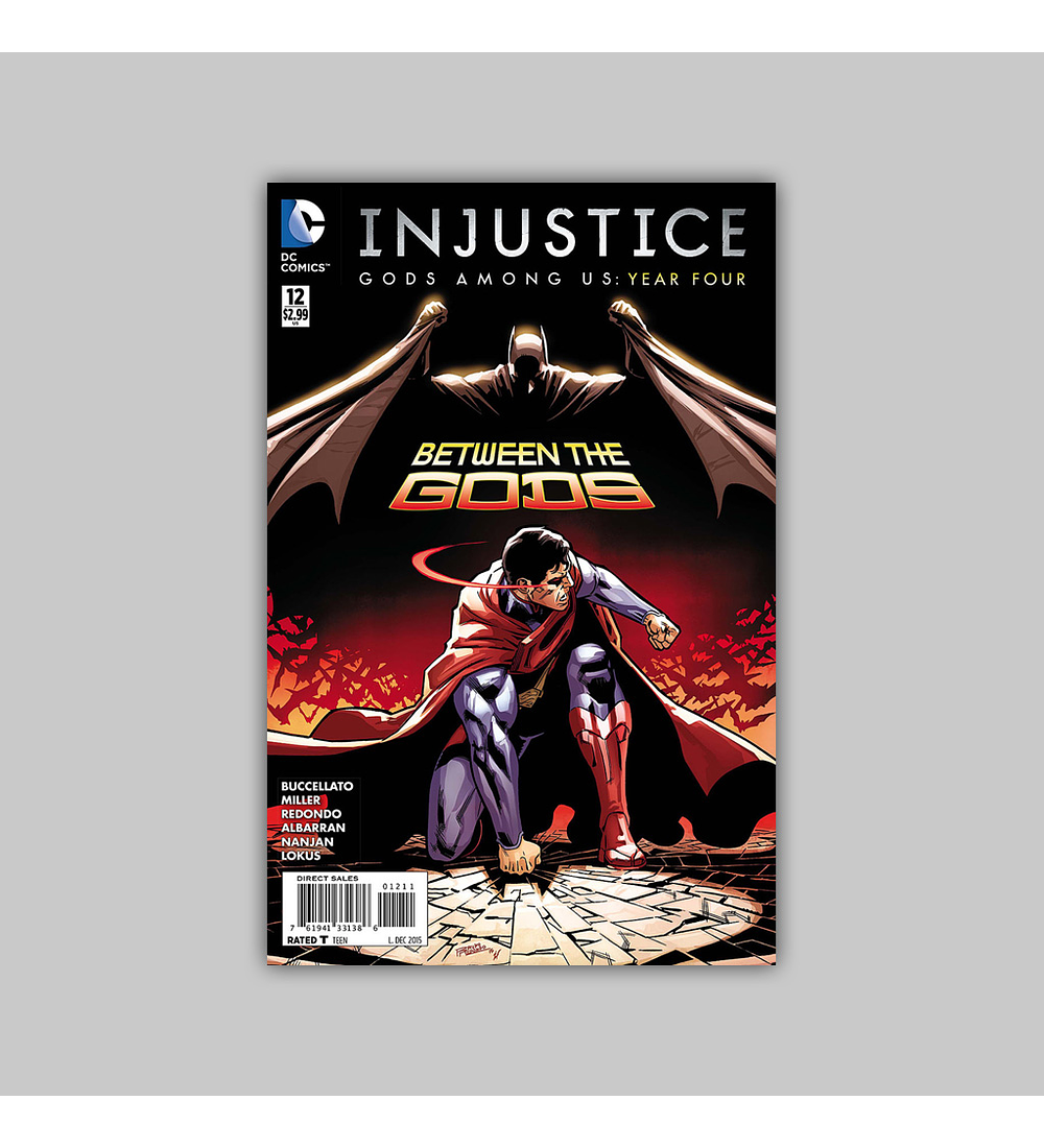 Injustice: Gods Among Us Year Four 12 2015